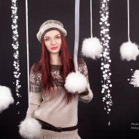 к новому году :: Анастасия кузьменко