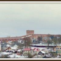 Зимняя панорама. :: Игорь