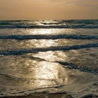 море, солнце, вечер... :: Андрей Козлов