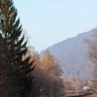 дорога у гори :: Serhii Fedoruk