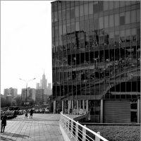 Городская перспектива :: Наталья Rosenwasser