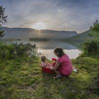 Евгения Муравская - На едине с природой