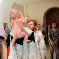 крещение :: виктор омельчук