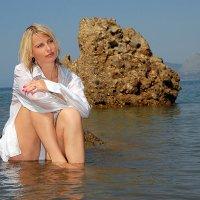 На море..... :: Вадим Тришин