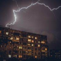 Молния :: Роман Ткаченко