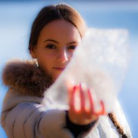 первый лед :: Александр Беляев