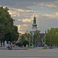 Life in Zvolen :: Roman Ilnytskyi