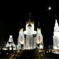 Храм г. Ханты-Мансийск :: Юлия Шелепова