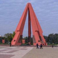 Кишиневский воинский мемориал :: Леонид Плыгань
