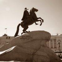 Петру I - Екатерина II :: Александра Кондакс