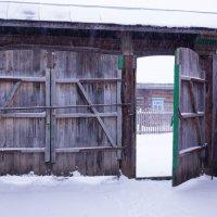 ворота :: Ильназ Фархутдинов