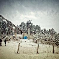 Лысая гора ... :: Роман Шершнев