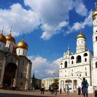 Москва златоглавая :: Anna Anisimova