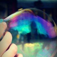 в мыльном пузыре :: Александра Кондакс