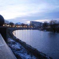 Морозец, сумерки, начало декабря... :: Наталья Тимошенко