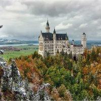 Замок-сказка Нойшванштайн (Neuschwanstein) :: Boris Alabugin