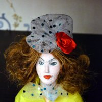 Кукла Дива. Сделана руками жены. :: Борис Русаков