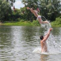 прыжок :: Slava