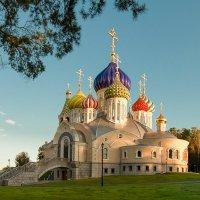 храм святого князя игоря черниговского :: —- —-