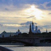 Моя Москва. :: Наталья Smirnova