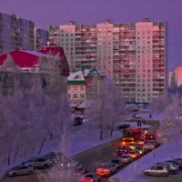 я дома :: y.chan Подкопаев