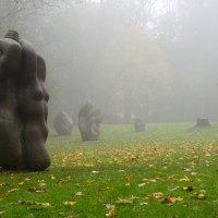 Shrines in the fog :: Дмитрий Каминский