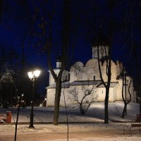 Церковь Василия на Горке :: Валентина Ломакина
