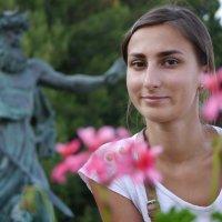 в память о пребывании в Партените :: Андрей Козлов