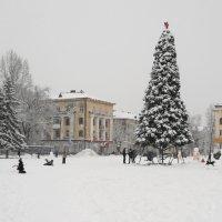 Зимняя сказка ) :: Алексей Медведев
