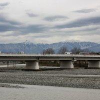 Мост через р.Мзымта :: Виолетта