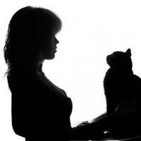 без кота жизнь не та :: Juliett Ka