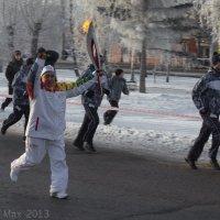 Олимпийский огонь :: Максим Осипов