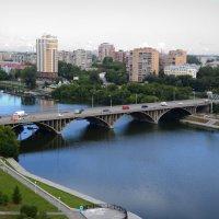 Исеть :: Алексей Селиванов