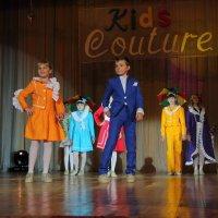 Конкурс детской моды :: Николай Авсеев