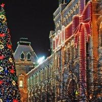 Новогодний ГУМ :: Евгения Михайлова