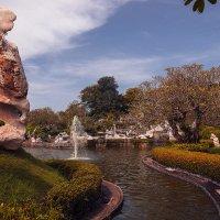 Сад камней Паттайя :: Виктор Выдрин