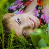 Катя весна :: Татьяна Гайдамака