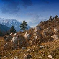 На Кавказе. :: Эдуард Сычев