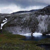Озеро Перевальное :: Михаил Баевский