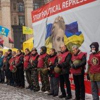 Солдаты Майдана :: Олег Самотохин