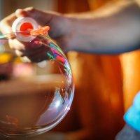 Пузырь... :: Дина Нестерова