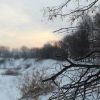 Зима :: Галина Иванцова