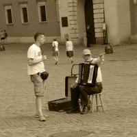 Прогулки по старой Варшаве (разговор) :: Виталий Латышонок