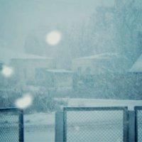 Каждый день снегопад :: ИРИШКА КАЗАКОВА