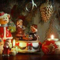В Рождество. :: Елена Kазак