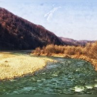 река :: Ulya Perekopayko