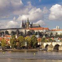 Вид на Пражский Град :: Daniela