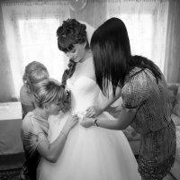 утро невесты :: Андрей Ларин