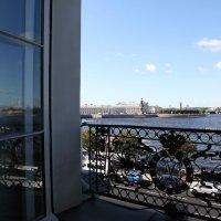 с балкона :: Наталья