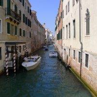 Каналы Венеции :: Андрей Мыслинский